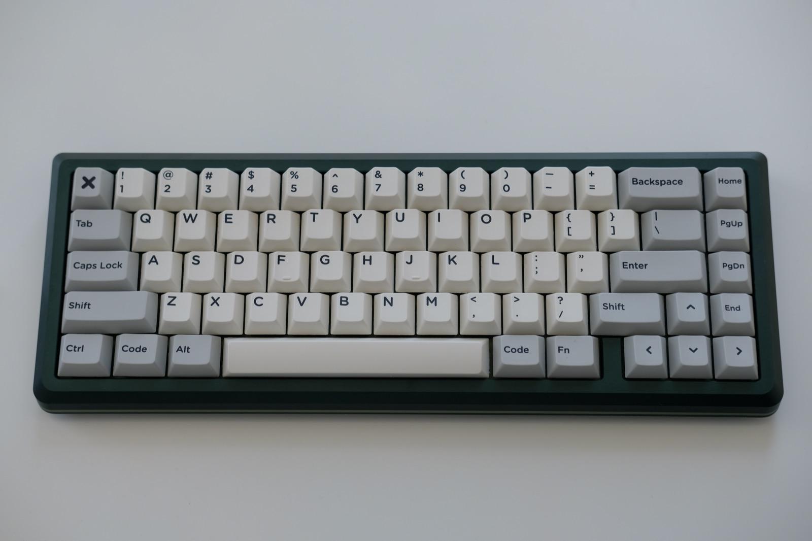 Vespa.CR Keyboard